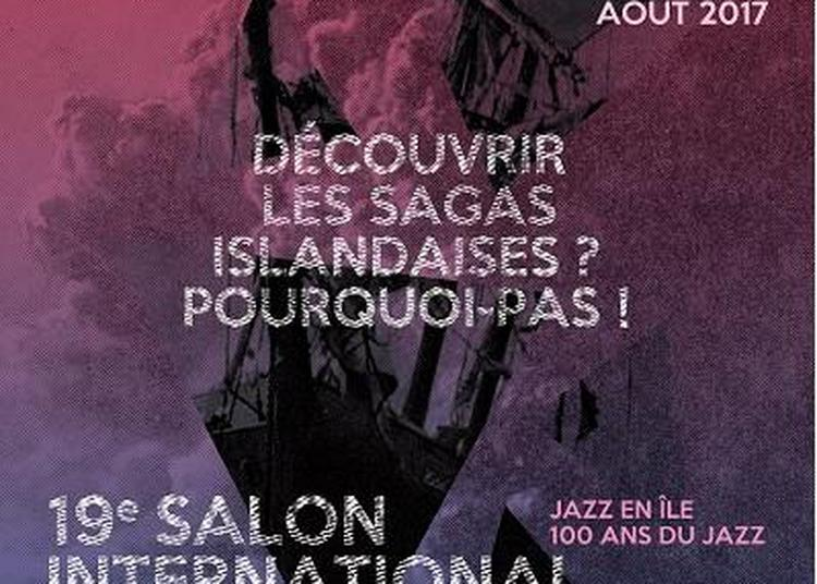 Salon international du livre insulaire 2017