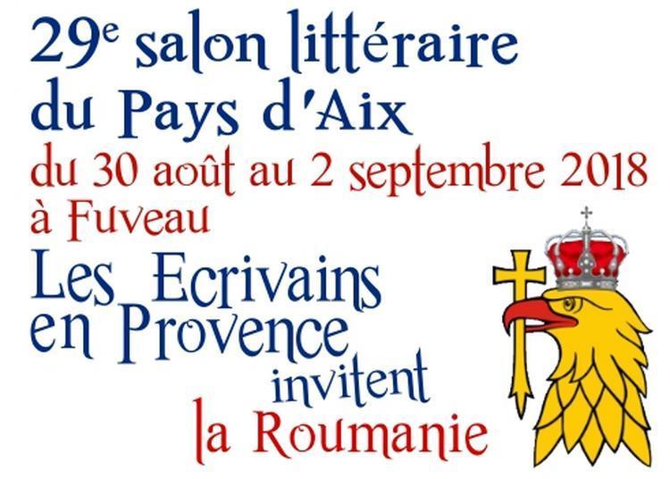 Salon Littéraire du Pays d'Aix 2018