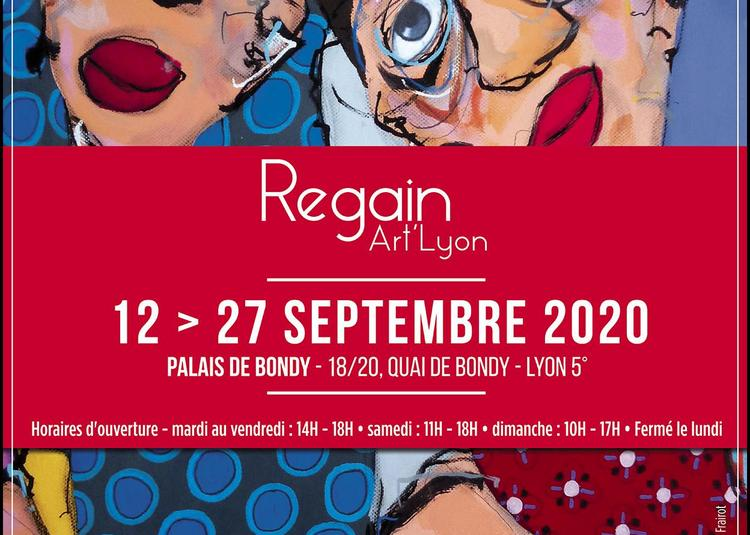 Salon Regain Art'lyon à Lyon