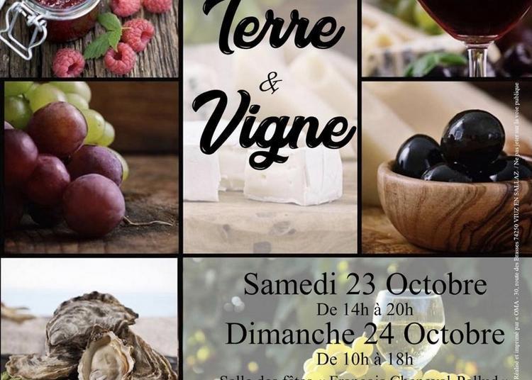 Salon Terre & Vigne à Viuz en Sallaz