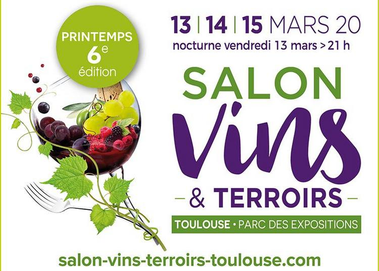 Salon Vins & Terroirs à Toulouse