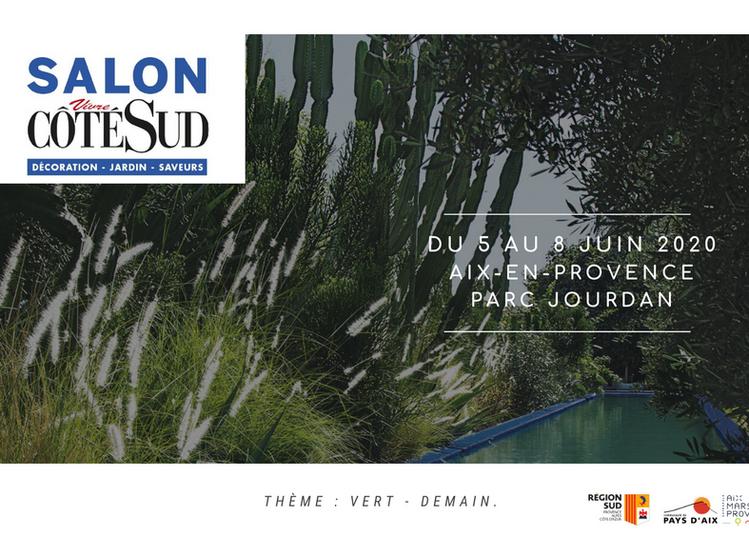 Salon Vivre Côté Sud Aix-en-Provence 2020