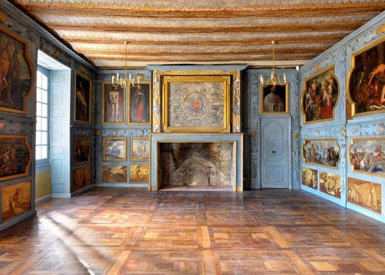 Salons Du Collège-séminaire Du Puy à Figeac