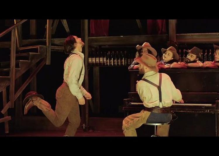 Saloon Cirque Éloize à Amiens