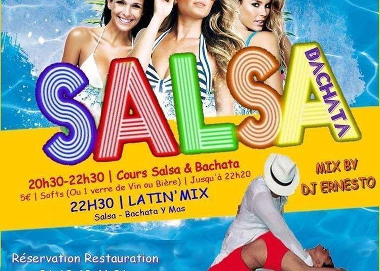 Salsa-Bachata / Initiation Danse / Soirée Latin'Mix / Tous les Mercredis à Montpellier