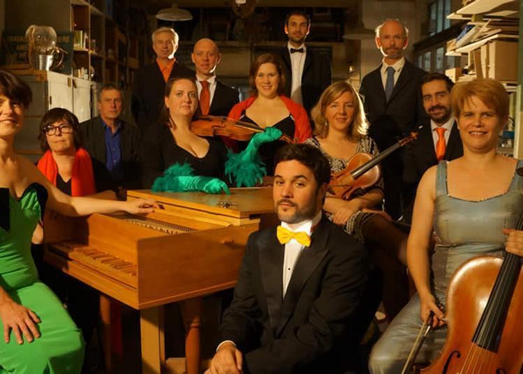 Salut & Fraternité, spectacle musical révolutionnaire à Grandpre