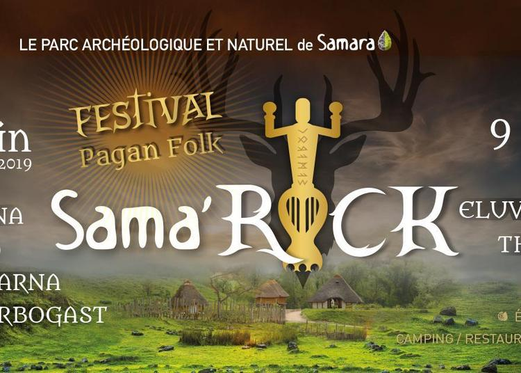 Sama'Rock Festival à La Chaussee Tirancourt