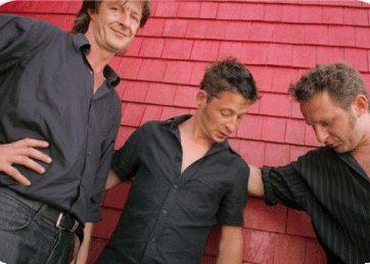 Samarabalouf + Dan Gharibian Trio à Malaucene