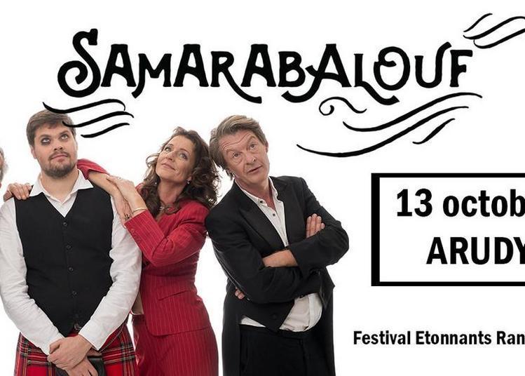 Samarabalouf à Arudy