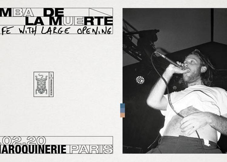 Samba De La Muerte à Paris 20ème