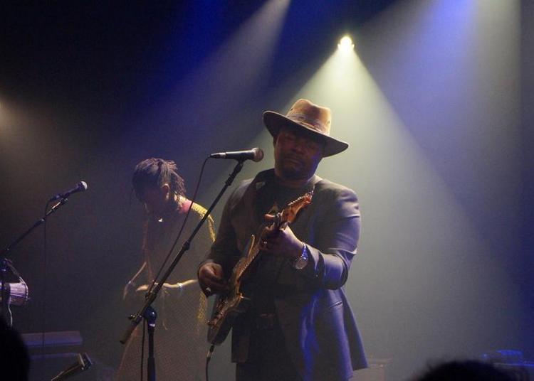 Samba Touré à Paris 19ème