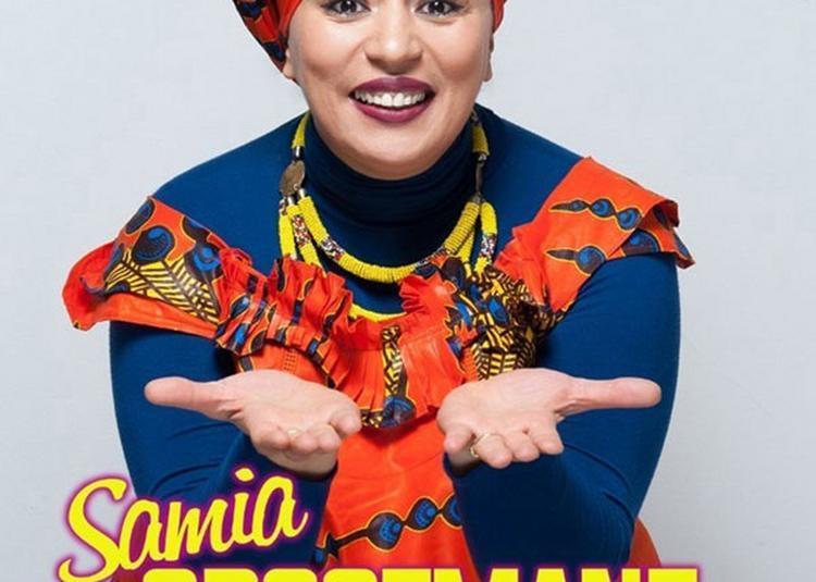 Samia Orosemane à Toulon