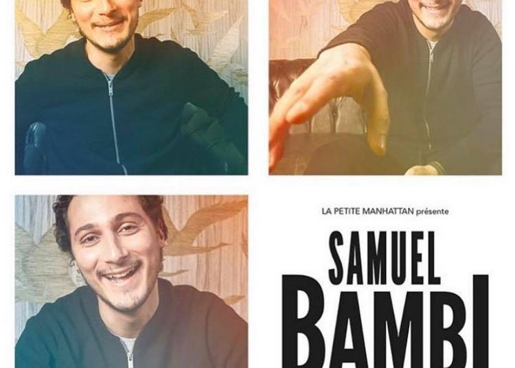 Samuel Bambi à Bordeaux
