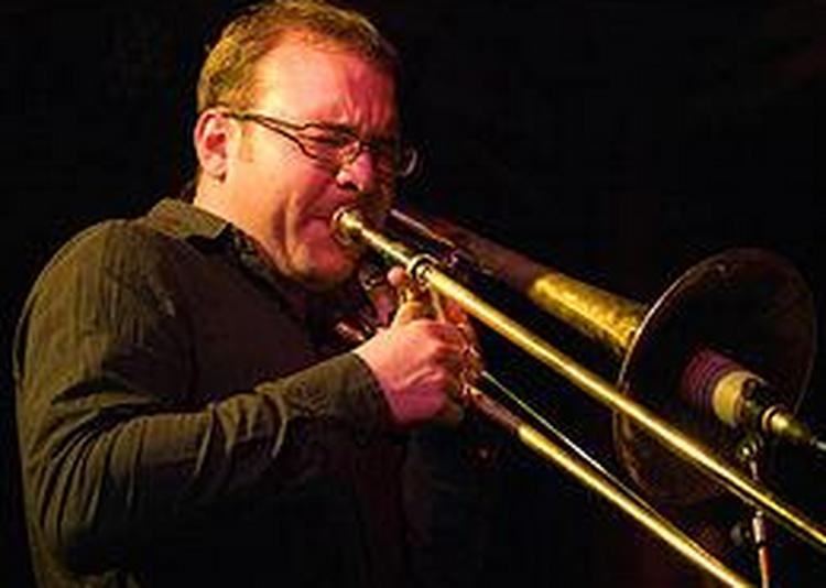 Samuel Blaser Quartet à Vitrolles