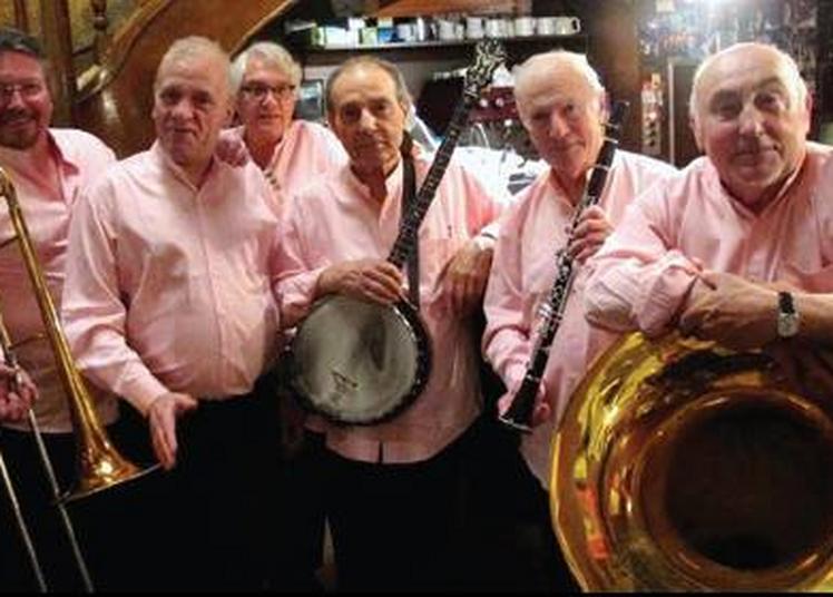 San Francisco Jazz Band à Paris 5ème