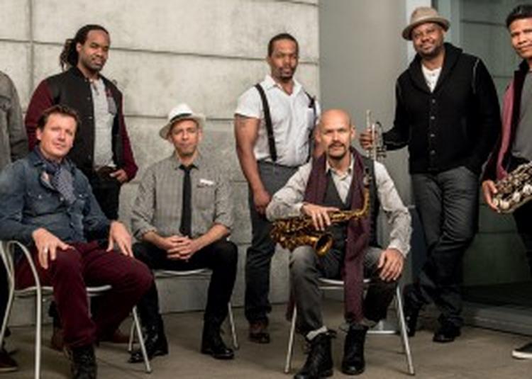 San Francisco Jazz Collective / Autour D'Antônio Carlos Jobim à Paris 19ème