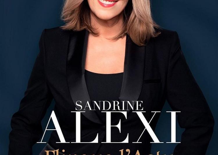 Sandrine Alexi Dans Sandrine Alexi Flingue L'Actu à Toulon