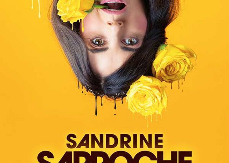 Sandrine Sarroche à Montpellier