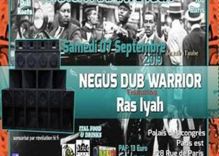 Sanga Mama Africa & Negus Dub Warrior feat Ras Iyah 2019