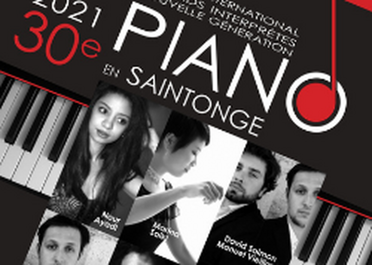 Festival Piano en Saintonge 2021