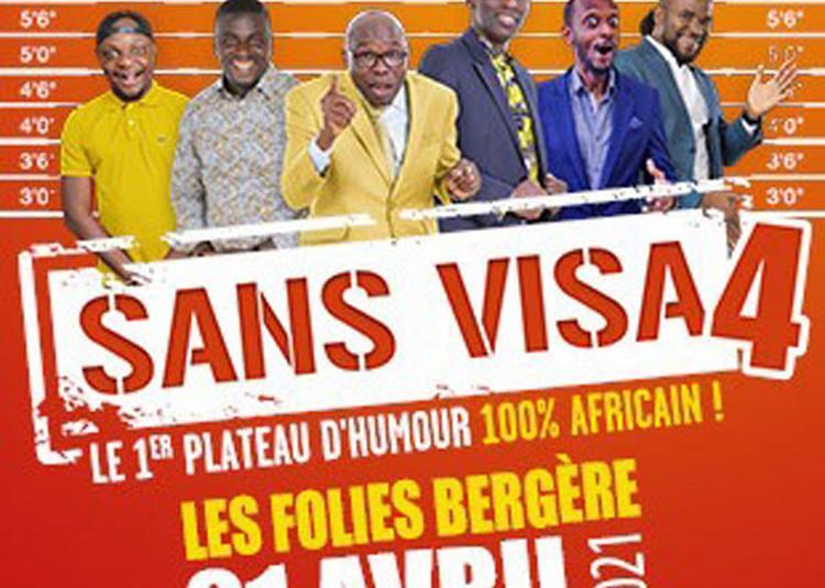 Sans Visa 4 à Paris 9ème