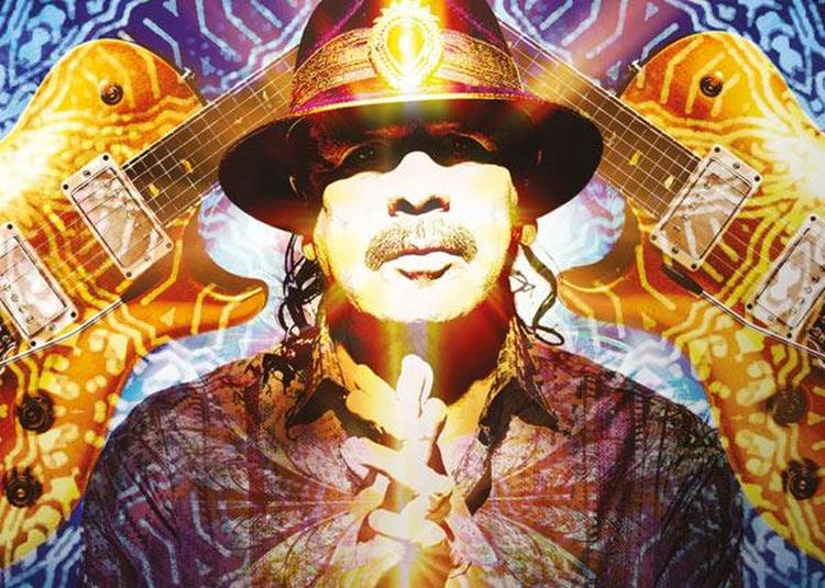 Santana à Paris 12ème