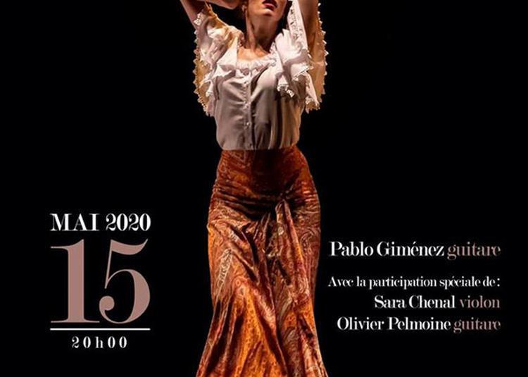 Sara Jiménez à Paris 18ème