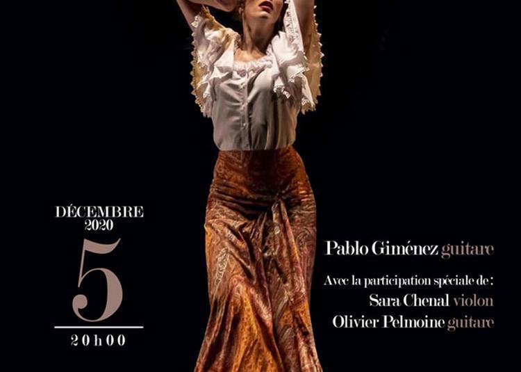 Sara Jiménez - Essence De La Danse Espagnole à Paris 18ème