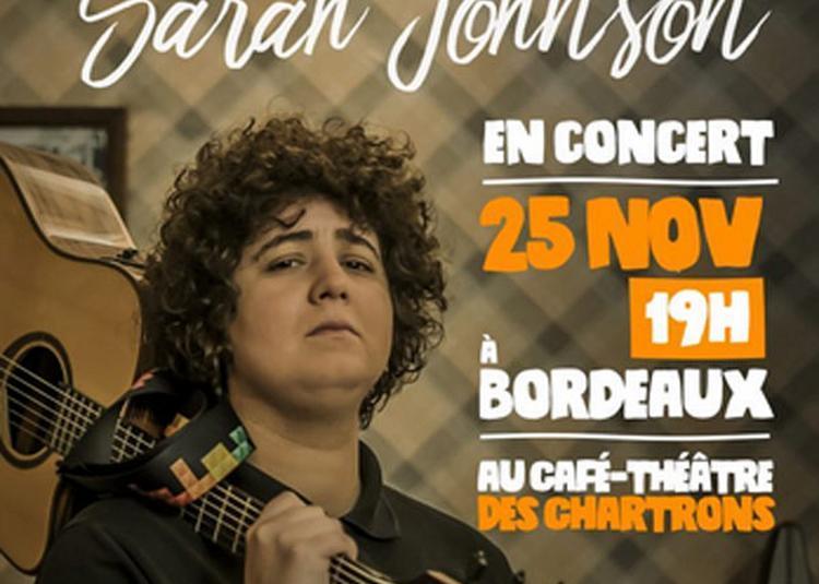 Sarah Johnson à Bordeaux