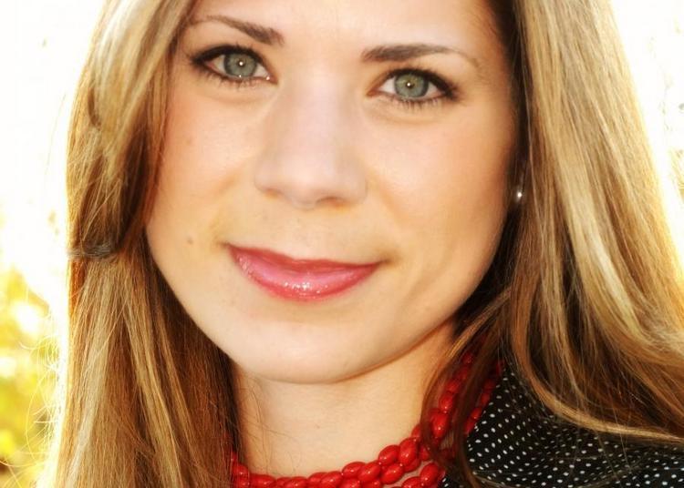 Sarah Mccoy à Blois