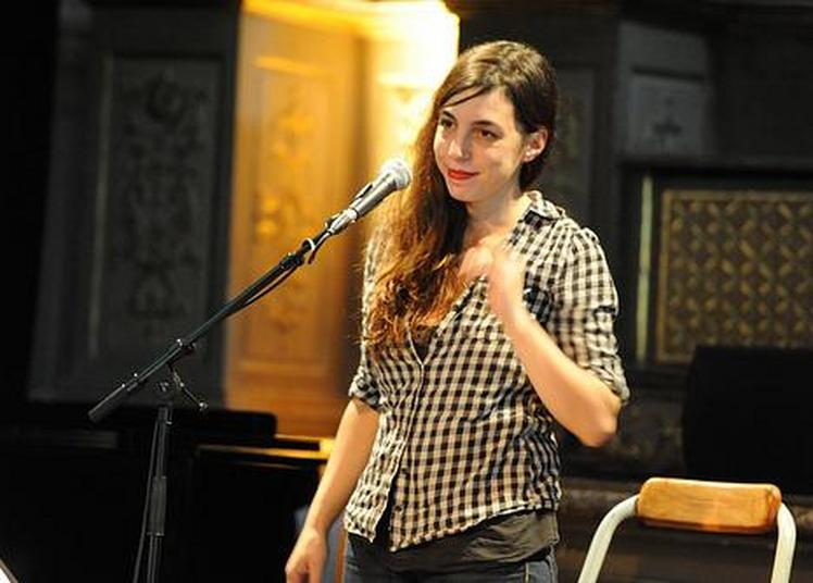 Sarah Murcia à Auxerre