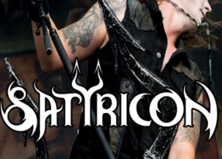 Satyricon et Guest à Toulouse