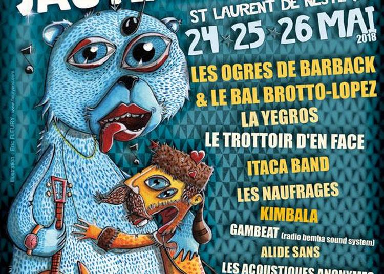 Saute Mouton 2018 - Vendredi 25/05 à Saint Laurent de Neste