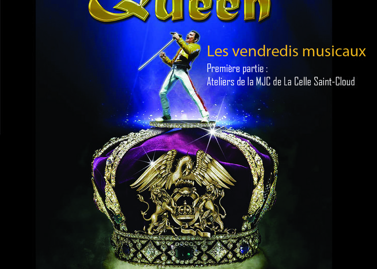 Save the Queen à Bougival