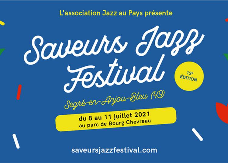 Saveurs Jazz Festival 2021 - Pass 3 Jours à Segre