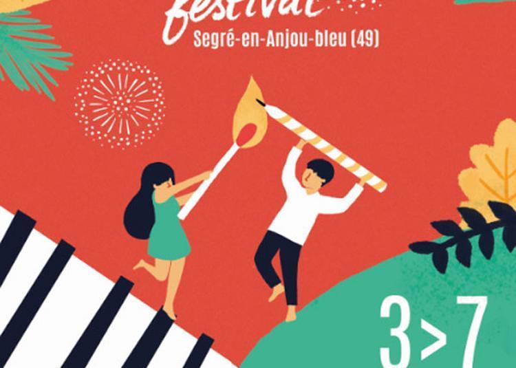 Saveurs Jazz Festival - Pass 4 J. à Segre