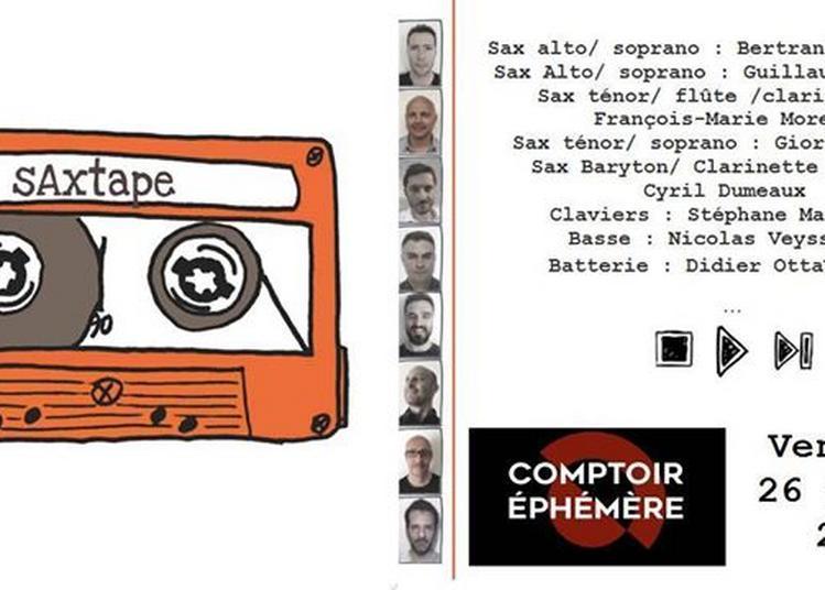 Saxtape Original Combo à Bordeaux