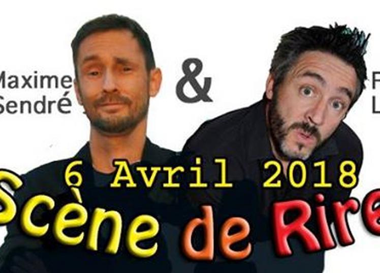 Scène de rire : plateau d'humour à Bordeaux