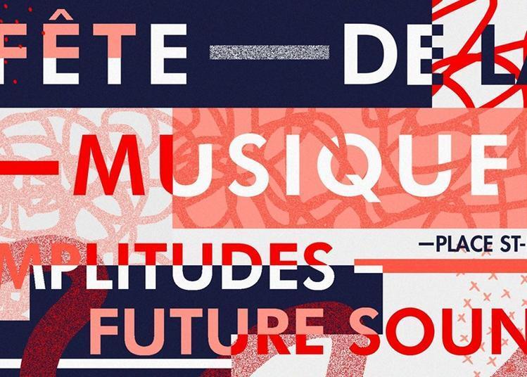 Scène House Disco par Les Amplitudes et Futures Sound à Bordeaux
