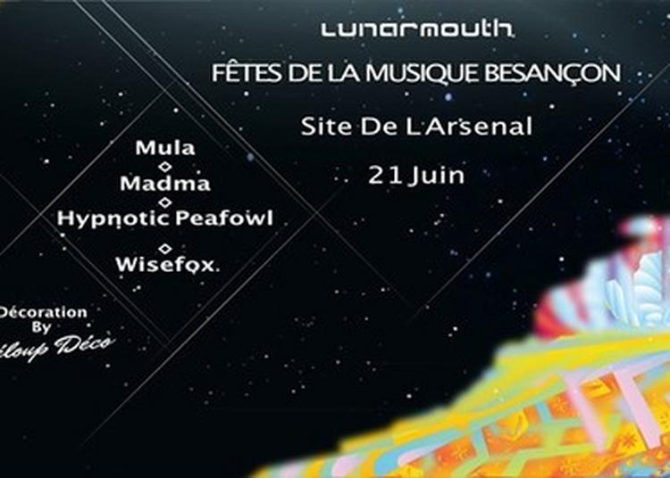 Scène Lunarmouth à Besancon