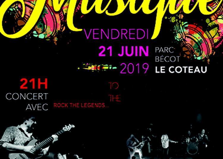 Scène Ouvert + Back To The 70's à Le Coteau