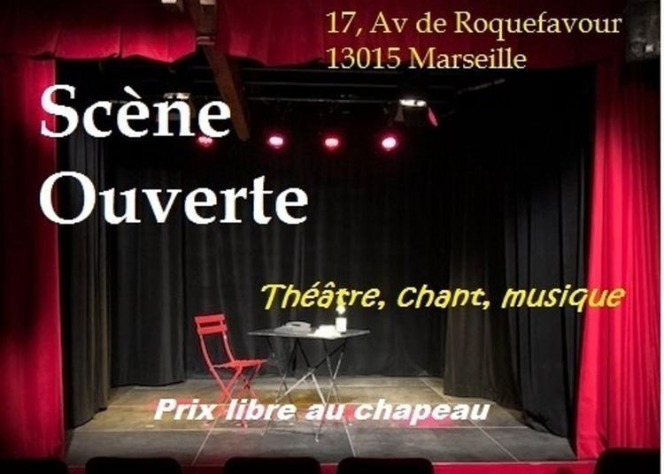 Scène ouverte à Marseille