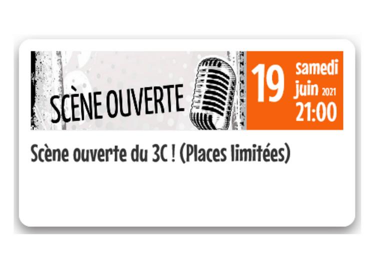 Scène ouverte à Aix en Provence