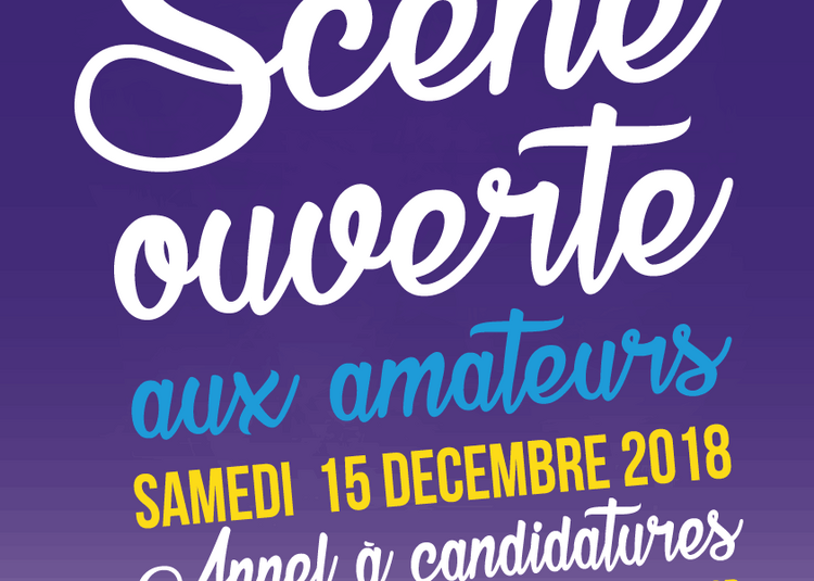 Scène Ouverte : Appel à candidature à Toulouse