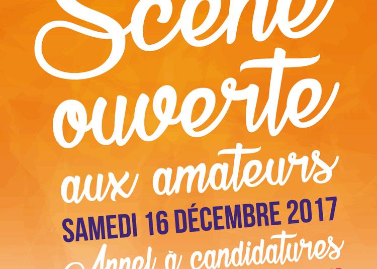 Scène ouverte aux artistes amateurs à Toulouse