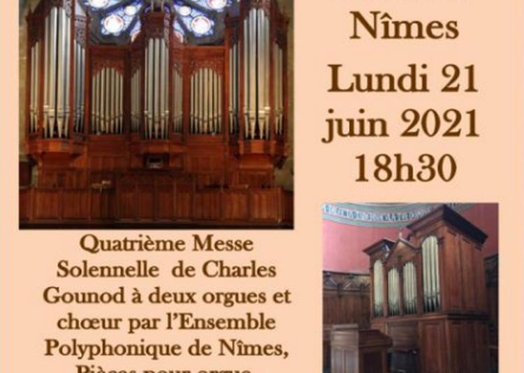 Eglise Saint Paul de Nîmes Fête la musique à Nimes