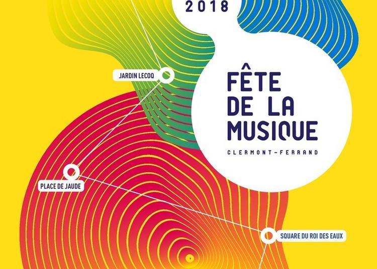 Scène Radio Campus à Clermont Ferrand
