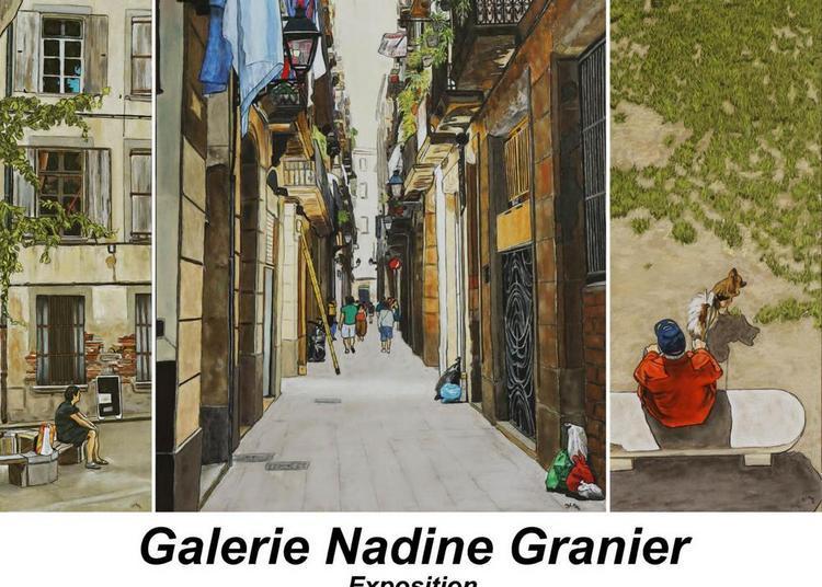 Scènes de vie et paysage urbain à Albi