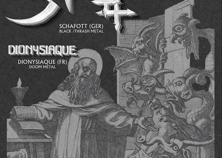 Schafott, I Am & Dionysiaque à Strasbourg