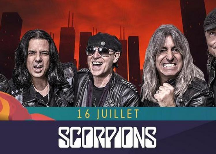 Scorpions à Saint Malo du Bois